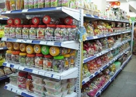 Hàng tiêu dùng đang tăng giá yếu nhất trong hơn một thập kỷ