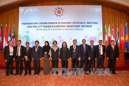 Nước rút tới Thị trường chung ASEAN: Đã thực hiện 82% biện pháp đề ra