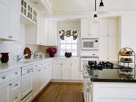 Nhà bếp đẹp chuẩn từng milimet