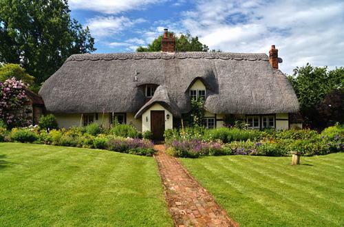 Những ngôi nhà nông thôn đẹp nhất thế giới