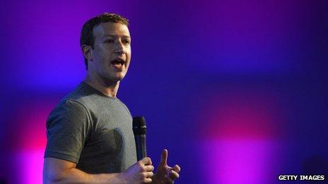 Mark Zuckerberg lần đầu tiên lọt vào top 20 (Ảnh: