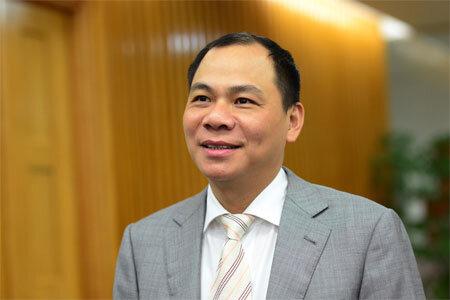 Doanh nhân Phạm Nhật Vượng tiếp tục lọt danh sách tỷ phú thế giới