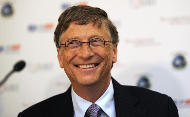 Bill Gates lần thứ 16 giàu nhất thế giới