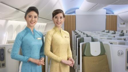 Ra mắt hình ảnh mới của phi công, tiếp viên Vietnam Airlines
