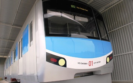 Người dân TPHCM có 1 tháng tham quan, đóng góp ý kiến cho đoàn tàu điện ngầm đầu tiên của thành phố