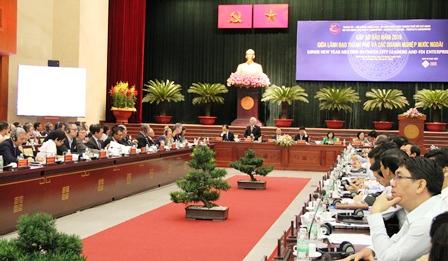 Doanh nghiệp FDI tin rằng TPHCM sẽ là môi trường đầu tư hấp dẫn nhất ASEAN