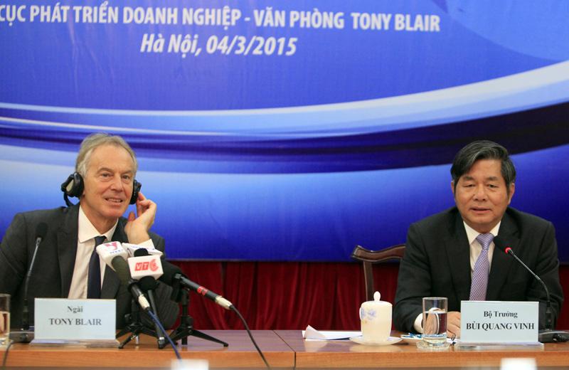 Tony Blair: Cải cách không vấp phải phản đối thì phải xem lại