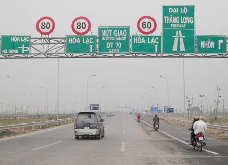 Xe máy đi trên cao tốc sẽ bị tịch thu? (ảnh: Việt Hưng)