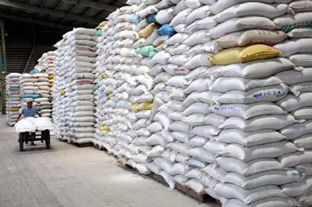Xuất cấp gần 7.000 tấn gạo từ