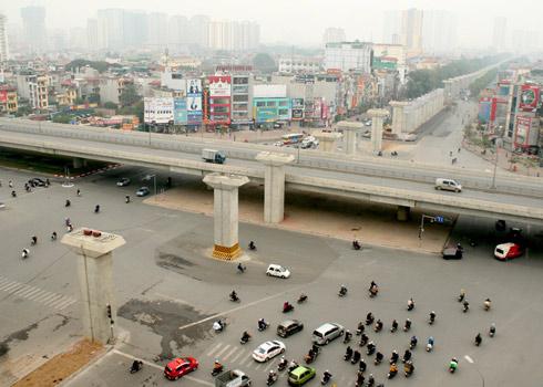 Đướng sắt đô thị Cát Linh - Hà Đông: Yêu cầu đánh giá lại năng lực điều hành, tài chính và con người