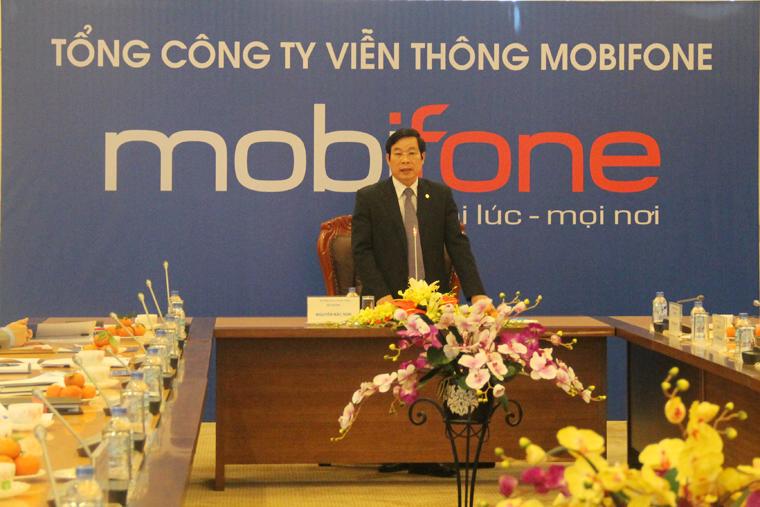 Yêu cầu MobiFone tìm đối tác chiến lược nước ngoài phù hợp