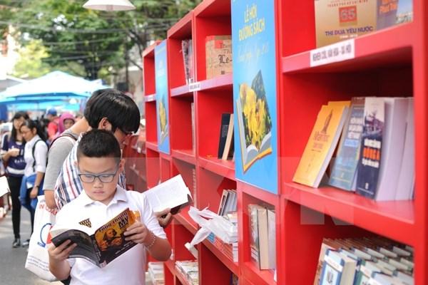 """10.000 bản sách được giới thiệu tại """"Hội sách mùa Xuân 2015"""""""