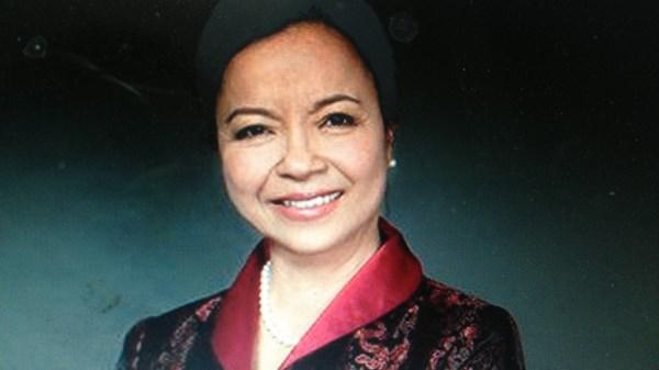 Bà Mai Thanh