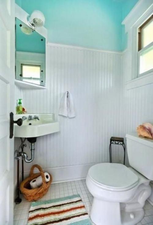 Cách bài trí hoàn hảo cho không gian phòng tắm nhỏ