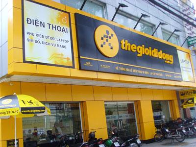 Bản Việt: Nên cân nhắc khả năng pha loãng cổ phiếu Thế giới di động
