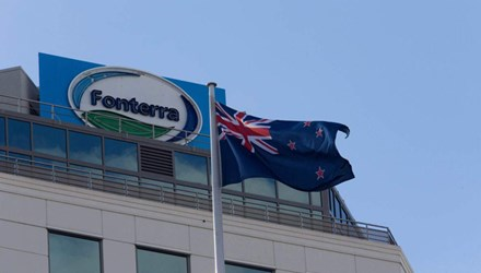 Tập đoàn sữa New Zealand bị dọa đầu độc