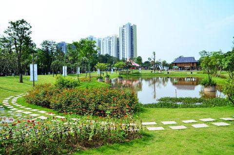 Sẽ có khu đô thị sinh thái theo tiêu chuẩn của Nhật Bản tại Việt Nam
