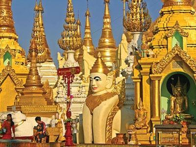 """""""Dân Myanmar chuộng hàng Việt"""""""