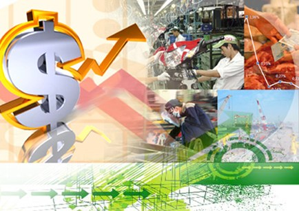 VCBS dự báo GDP quý I/2015 tăng 5%-5,2%
