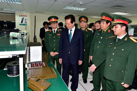 Thủ tướng duyệt cấp 100 ha đất cho Viettel tại KCN cao Hòa Lạc