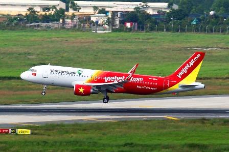 Vietjet Air bị phạt 15 triệu đồng vì thông tin không đầy đủ tới hành khách khi chuyến bay bị chậm