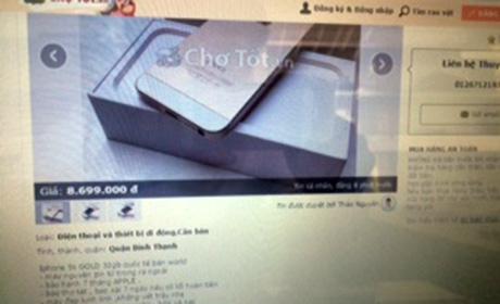 Cảnh giác với chiêu đánh tráo Iphone khi mua hàng qua mạng