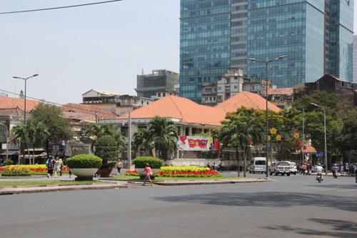 """Dự án """"đất vàng"""" tại 164 Đồng Khởi là """"miếng bánh"""" ngon nhưng vẫn thiếu nhà đầu tư."""