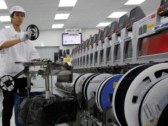 Vốn đầu tư Hàn Quốc đổ về Hà Nội