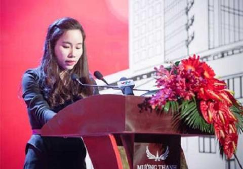 Lê Thị Hoàng Yến, Tổng GĐ Tập đoàn khách sạn Mường Thanh - Con gái đại gia