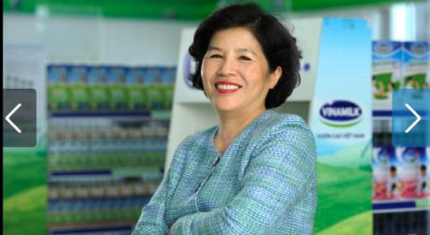 Bà Liên là người Việt đầu tiên lọt vào danh sách 50 nữ doanh nhân quyền lực nhất châu Á của Forbes.