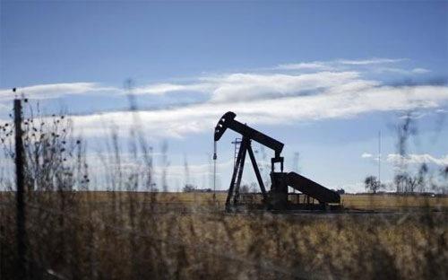 Giá dầu thô giảm 9% trong tuần này
