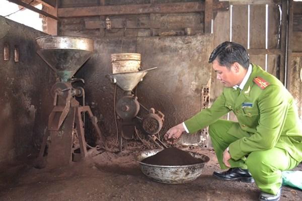 """Bát nháo cà phê """"đểu"""" ở thủ phủ cà phê Việt Nam"""