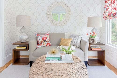 Tuyệt chiêu thiết kế và trang trí cho phòng khách hẹp