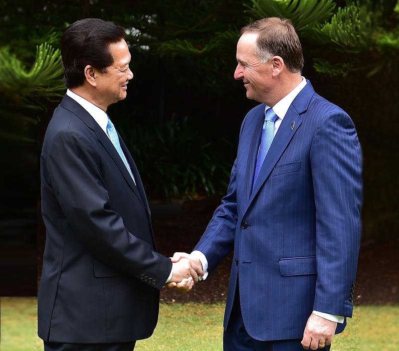 New Zealand cam kết sớm nhập khẩu trái cây Việt Nam