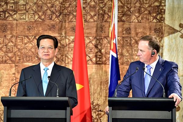 Đối thoại doanh nghiệp Việt Nam – New Zealand