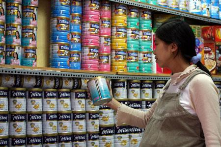 Bộ Tài chính tiếp tục chủ trì quản lý giá sữa