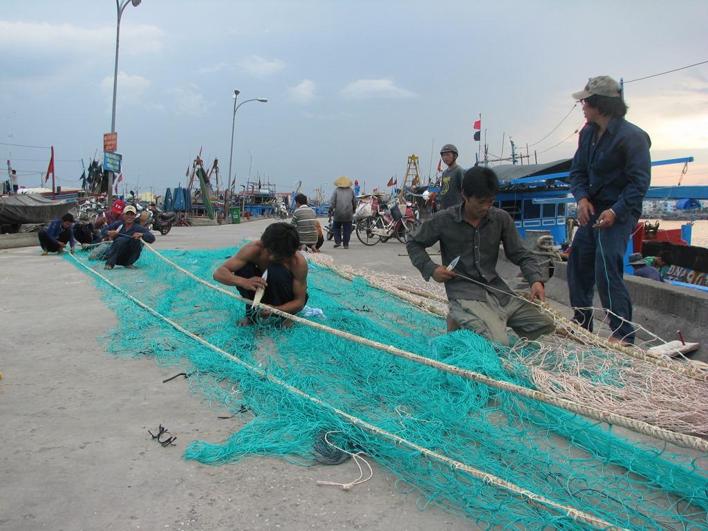 Ngư dân Đà Nẵng đầu tiên được vay tiền Nhà nước đóng tàu mới