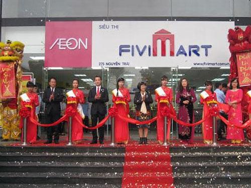 Hệ thống bán lẻ Fivimart có thêm siêu thị mới tại Hà Nội