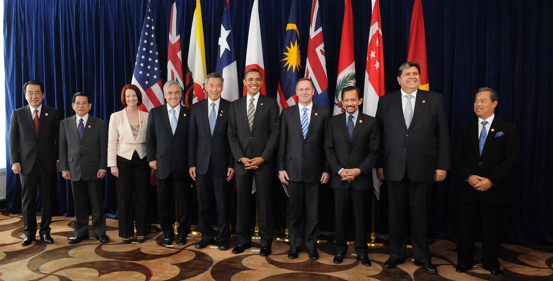 """""""Hiệp định TPP sẽ chốt trong nửa đầu 2015"""""""