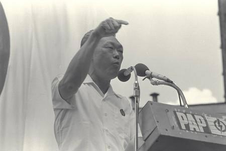 Cuộc đời nhà sáng lập Singapore Lý Quang Diệu qua ảnh