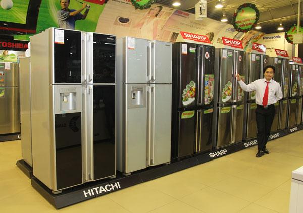 Chọn mua tủ lạnh tốt và tiết kiệm điện cần lưu ý rất nhiều yếu tố