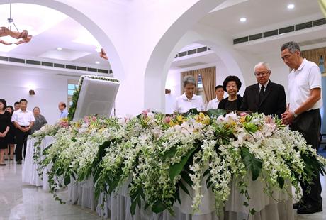 Lãnh đạo thế giới viết lời tiễn biệt cố Thủ tướng Lý Quang Diệu