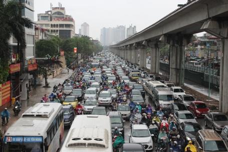 Hà Nội: Đường phố