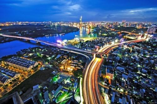 Thành phố Hồ Chí Minh tăng trưởng 8% trong quý I