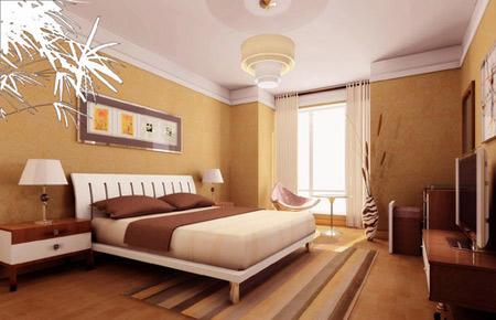 Phong thủy giường ngủ giúp vợ chồng sống thủy chung