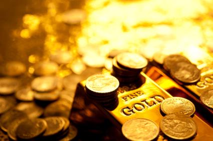 Giá vàng đạt mức cao nhất trong 3 tuần