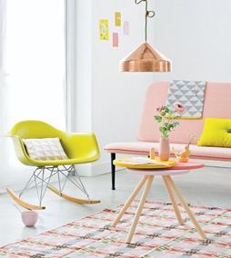 Những xu hướng sử dụng màu sắc trong thiết kế nội thất