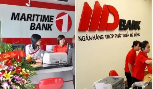 """Maritime Bank – MDB: """"Mồi lửa"""" cho sự bùng nổ M&A ngân hàng 2015"""