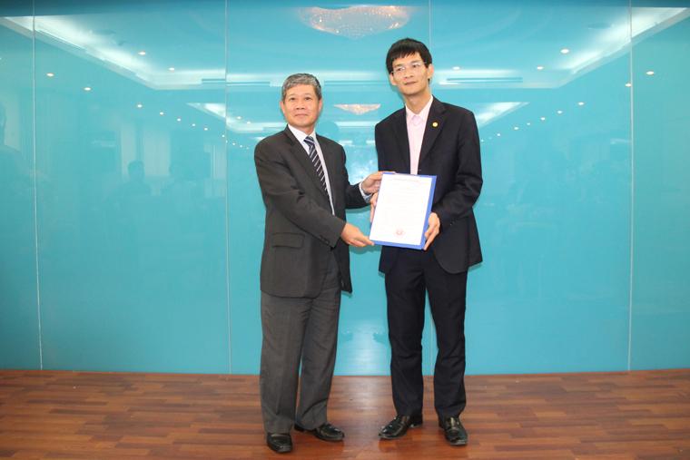 Ông Nguyễn Xuân Cưởng rời ghế Tổng giám đốc VTC