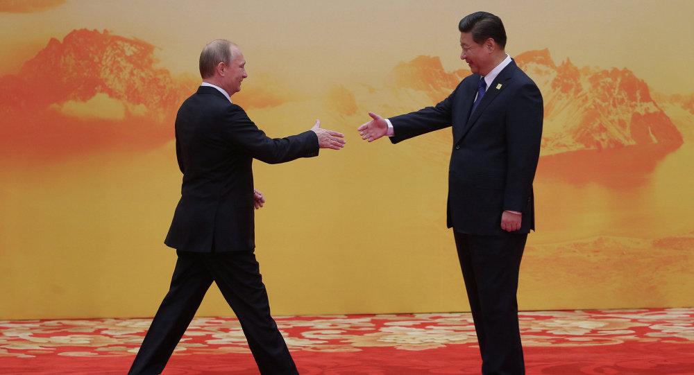 Nga và Trung Quốc thảo luận